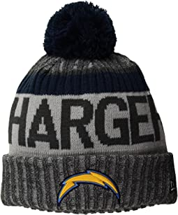 New Era - NFL17 Sport Knit Los Angeles Chargers