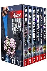 A Secret Billionaire Romance Collection, Books 1-6: The Complete Collection Kindle Edition