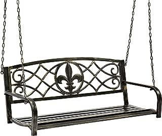 Best metal garden swings for adults Reviews