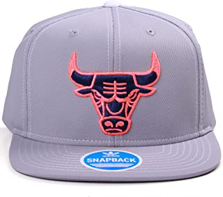 NBA Chicago Bulls Flat Bill Limited Edition Style Snapback Hat Cap