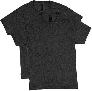 Hanes Men's Short Sleeve X-Temp T-Shirt with FreshIQ (Pack of 2)