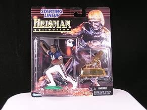 BO JACKSON / AUBURN UNIVERSITY TIGERS 1997 NCAA College Football HEISMAN COLLECTION Starting Lineup Action Figure, Football Helmet & Miniature 1985 Heisman Memorial Trophy