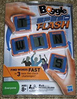 Best boggle speed flash Reviews