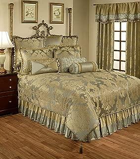 Austin Horn Classics Duchess 3-Piece Luxury Comforter Set (Queen)