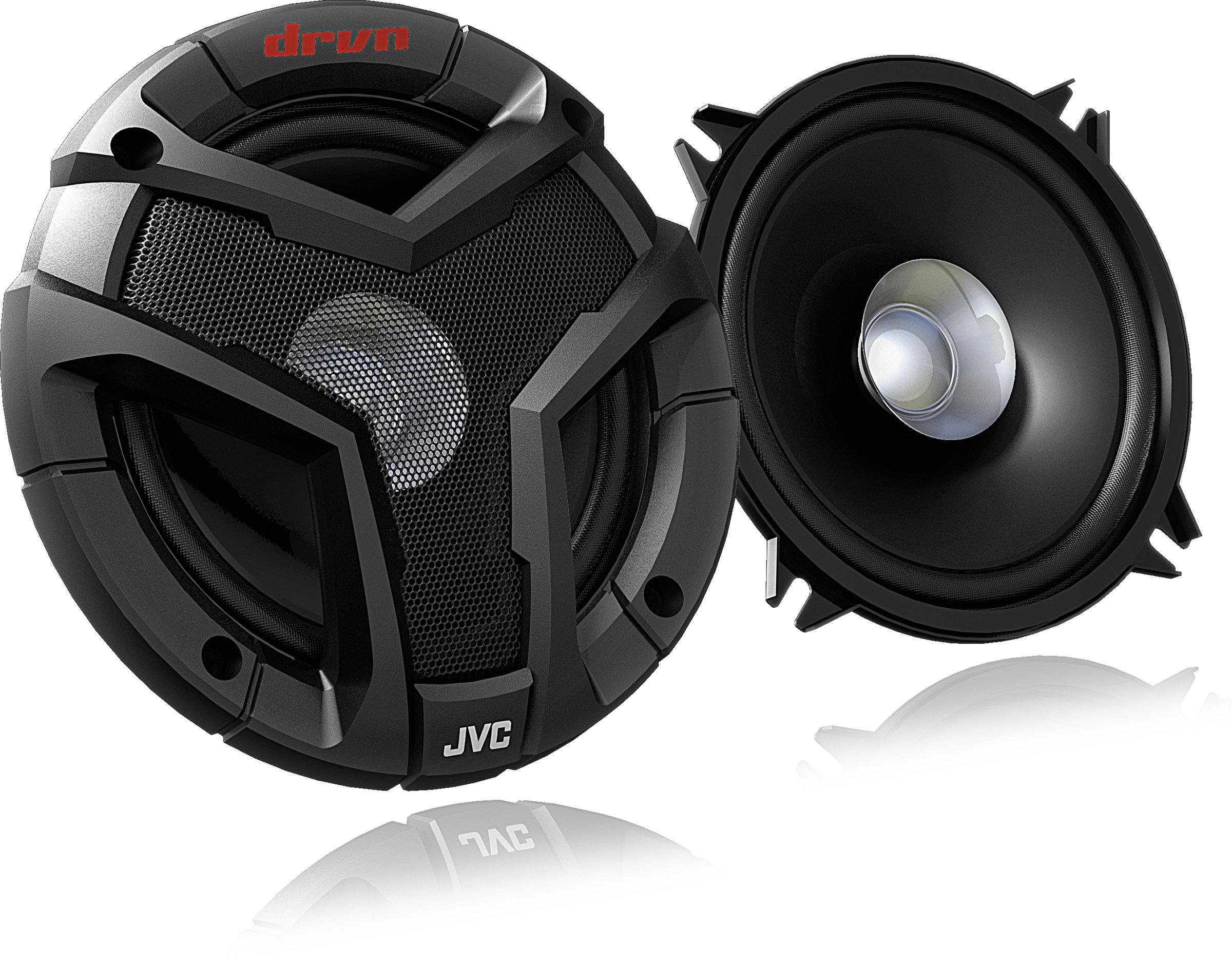 Altavoces para coche 90 Db, 200W, 25W, 13 cm, 450g, 4,4 cm JVC CS-V518 altavoz audio