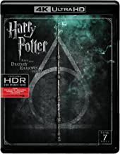 Harry Potter and the Deathly Hallows Part 2 4K Ultra HD