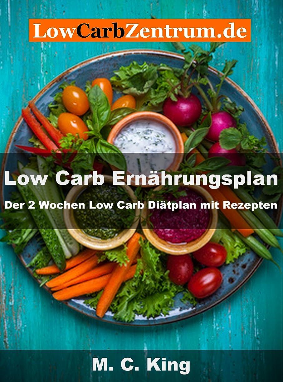 Low Carb Ern?hrungsplan: Der 2 Wochen Low Carb Di?tplan mit Rezepten (German Edition)
