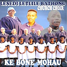 Ke Bone Mohau (Studio Version)