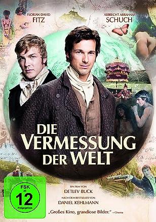Measuring the World Die Vermessung der Welt NON-USA FORMAT, PAL, Reg.