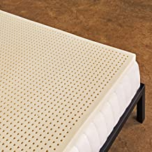 3 talalay latex topper