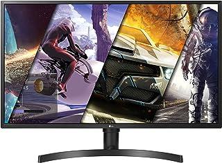 "LG 32UK550-B LED Display 81,3 cm (32"") 4K Ultra HD Noir - Écrans Plats de PC (81,3 cm (32""), 3840 x 2160 Pixels, 4K Ultra ..."