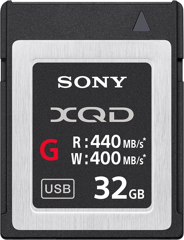 Sony - Xqd Memory Card g 32gb