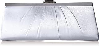 jessica mcclintock silver evening bags