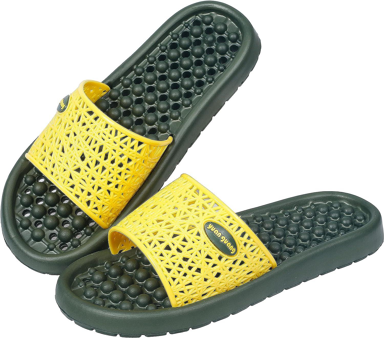 Ultra-Cheap Deals Acupressure Foot Massage Slippers online shopping Reflexology S Sandals for