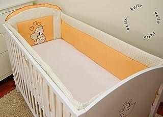 Amazon.fr : Orange - Tours de lit / Accessoires de literie : Bébé et ...