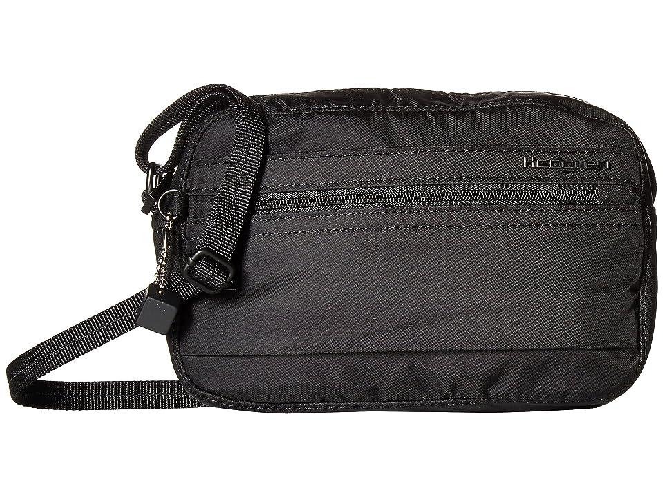 Hedgren I Want One Uno Crossbody (Black) Cross Body Handbags da40794fdb500
