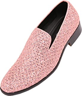Best pink mens loafers Reviews