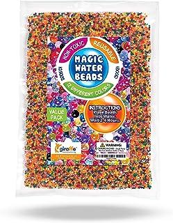 Giraffe Magic Water Beads - Over 55,000 Beads - 12.25oz