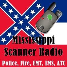Mississippi Scanner Radio - Police, Fire, EMS, Hurricane Center