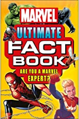 Marvel Ultimate Fact Book: Become a Marvel Expert! Paperback