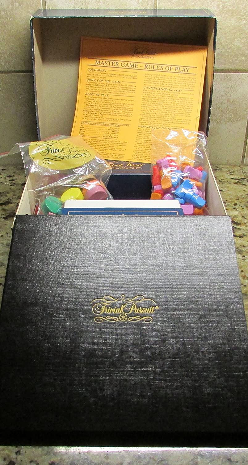 Trivial Pursuit Genius Edition - Replacement Game Board