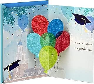 Hallmark Paper Wonder Pop Up Graduation Card (A Time to Celebrate)