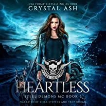 Heartless: Steel Demons MC, Book 6