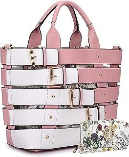 MMK 系列挎包和公文包套装~设计师女士钱包 ~ 完美女士钱包~ 美丽的设计师手提包套装