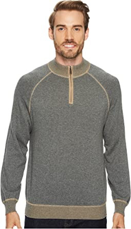 Victory at Sea Long Sleeve 1/4 Zip 12GG Sweater