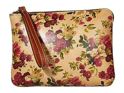 Patricia Nash Cassini Wristlet (Antique Rose) Wristlet Handbags