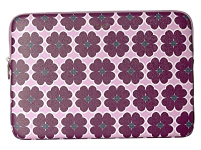Kate Spade New York Graphic Universal Sleeve (Orchid Multi) Wallet