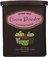Trader Joe's Cocoa Powder Unsweetened (9oz)