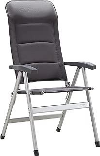 Chaise de camping//chaise pliante Westfield BE-Smart Cross Compact Gris