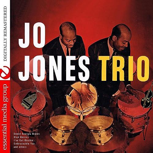 Jo Jones Trio (Digitally Remastered)
