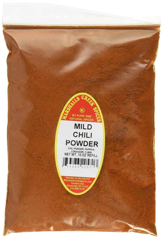 Marshall's Creek Spices Kosher Spring new work Selling rankings Chili Mild Powder Refill 10