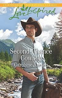 Second-Chance Cowboy (Mills & Boon Love Inspired) (Cowboys of Cedar Ridge, Book 2) (English Edition)