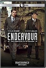 Best Masterpiece Mystery!: Endeavour, Season 5 DVD Reviews