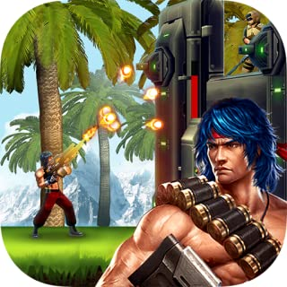 classic contra game for android