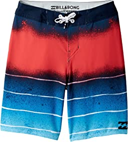 Tribong Lo-Fi Boardshorts (Big Kids)