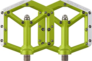 Spank Spike Bike Pedals, Green