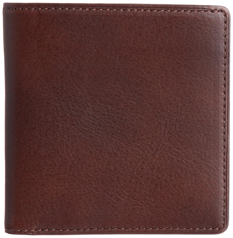 [スィンリー] THINly 財布 メンズ 二つ折り 薄型 日本製