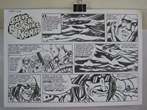 steve roper and mike nomad comic strip