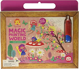 Tiger Tribe Magic Painting World Fairy Garden Water Set, Multicolor, 10