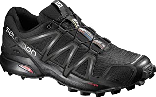 SALOMON Men's Speedcross 4 Trail Running Shoes Runner