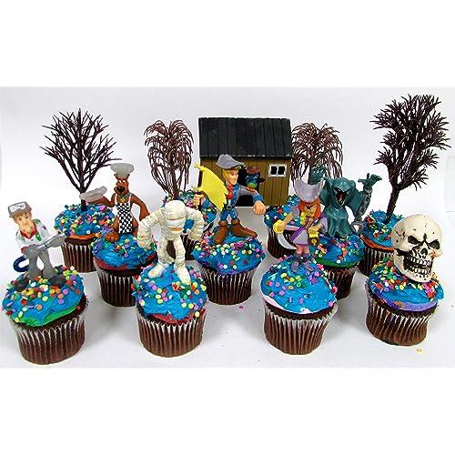 Groovy Scooby Doo Birthday Cake Amazon Com Funny Birthday Cards Online Alyptdamsfinfo