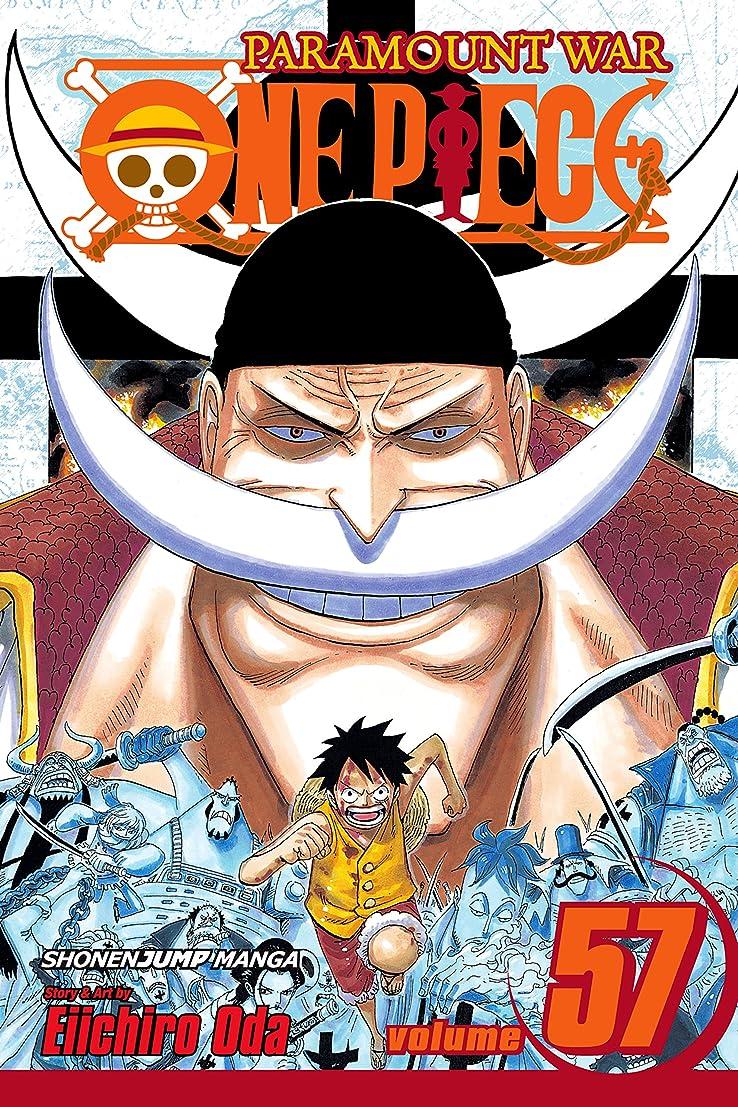 獲物志すシャンパンOne Piece, Vol. 57: Paramount War (One Piece Graphic Novel) (English Edition)