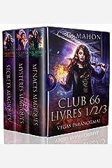 Club 66 - Livres 1/2/3: Vegas Paranormal (Club 66 Omnibus t. 1) Format Kindle