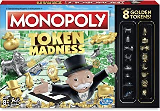 Hasbro Gaming Monopoly Token Madness Game