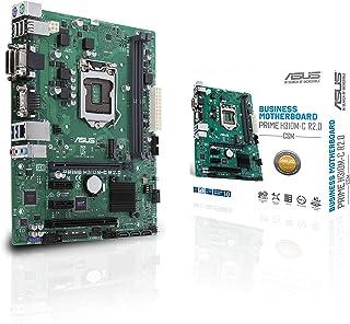 لوحات الأم ASUS LGA1151 (سلسلة 300) DDR4 M.2 VGA mATX PRIME H310M-C R2.0/CSM