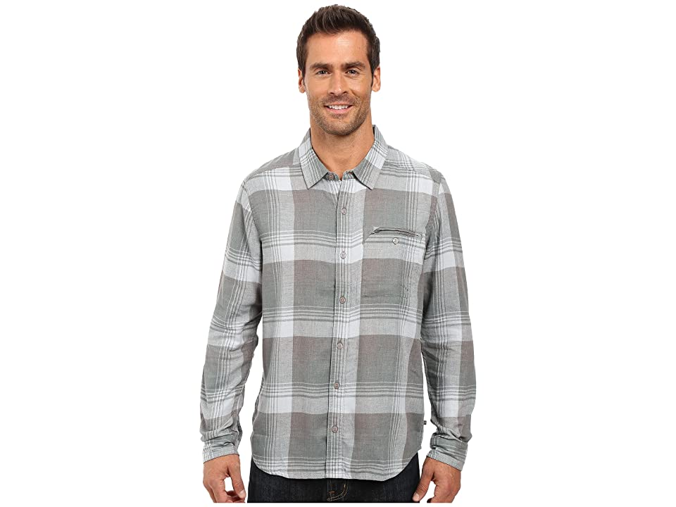 Toad&Co Singlejack Long Sleeve Shirt (Pine) Men